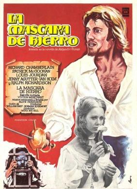 法国电影铁面人_铁面人The Man in the Iron Mask(1977)_1905电影网
