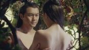 《白狐》激情预告片 张智霖、阿娇大尺度裸裎相见