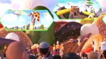 《天降美食2》曝光片段 世界各地名胜被美食覆盖