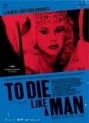 像男人那样死