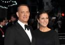 《菲利普斯船长》首映礼 汤姆·汉克斯携妻出席