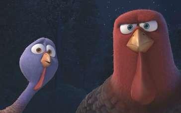 《火鸡总动员》中文片段 好鸡友寻时光机欲穿越