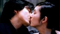 《新扎师妹》浪漫片段 杨千嬅、吴彦祖甜蜜热吻