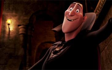 """《精灵旅社》发爆笑预告 """"史上最欢乐的吸血鬼"""""""