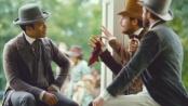 《为奴十二年》片段 黑人贵族造商人游说蠢蠢欲动