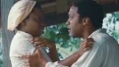 《为奴十二年》片段 众黑奴艰难度日压力大爆发