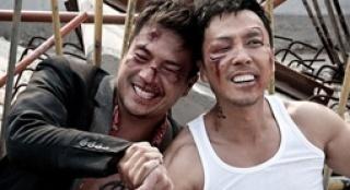 《特殊身份》安志杰暴打甄子丹 昔日师徒反目成仇