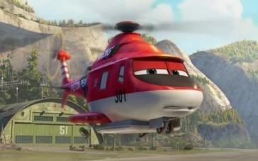 《飞机总动员2》中文预告 紧急出动救援刻不容缓