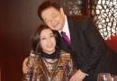 刘晓庆婚后庆生宴曝光 老公鲜花攻势送浪漫拥抱