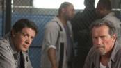 《金蝉脱壳》史泰龙、阿诺强强联手 突围死亡监狱