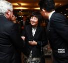 电影频道节目中心副主任贾琪与嘉宾热情交流