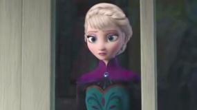 《冰雪奇缘》主题曲MV Demi献唱《let it go》