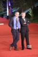 徐克与阿萨亚斯在罗马电影节闭幕红毯