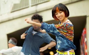《狂舞派》预告片 执着少女激荡青春舞出我人生