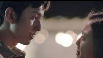 《幸福快递》婚礼花絮 巫迪文与霍诗丹银幕献吻