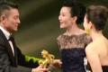 张曼玉拒为章子怡颁奖超尴尬 传因《英雄》起纠葛