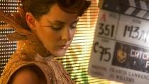 《饥饿游戏2》美妞特辑 吉娜·马隆演绎傲娇杀手