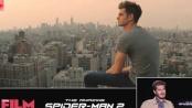 《超凡蜘蛛侠2》中文特辑 主创畅谈拍摄幕后花絮