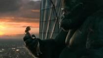 《金刚》片段 人兽之恋为爱不要命勇攀帝国大厦