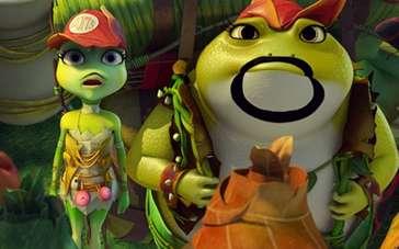 《青蛙王国》电视宣传片 蛙国战士整装待发救公主