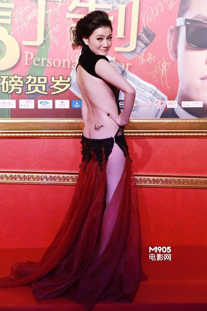 2013娱乐圈回顾 女星逆天大胆露肉造型秀合集