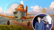 《飞机总动员》日文片段 瑛太超萌音献声恐高主角