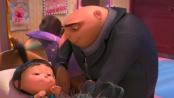 《神偷奶爸2》国语配音片段 格鲁与女儿道晚安