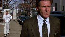 《爱国者游戏》片段 哈里森·福特赤手肉搏跟踪者