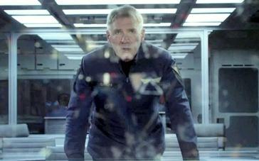 《安德的游戏》30秒IMAX预告 哈里森委任少年领袖