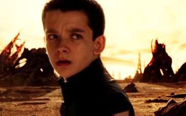 《安德的游戏》IMAX终极预告 大难降临小英雄诞生