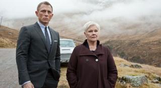 《007:大破天幕杀机》DVD受欢迎 成年度最畅销