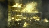《救火英雄》曝光场景特辑 香港实景搭建还原火场