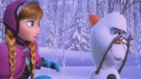 《冰雪奇缘》终极预告 获奥斯卡两项提名好评如潮