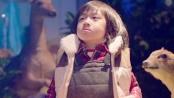 大电影《爸爸去哪儿》宣传片 萌娃Kimi幸福登场