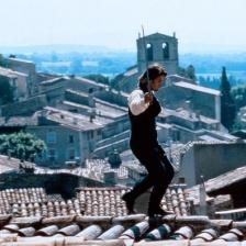 屋顶上的轻骑兵