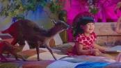 《爸爸去哪儿》宣传片 Angela化身森林童话小公主
