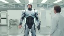 《机械战警》中文片段 战警睡眠状态浮现美好梦境