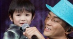 传张智霖将携儿子加盟《爸爸2》 酬劳高达2千万