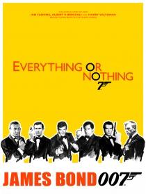 一切或一无所有:007不为人知的故事