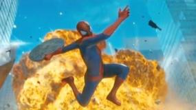《超凡蜘蛛侠2》中文特辑 移动卡车上对决犀牛人