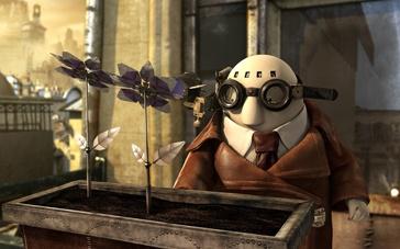 奥斯卡提名《哈布洛先生》 机械世界的动人温情