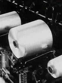 人造丝织物