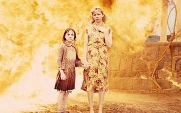 《禁闭岛》惊悚片段 莱昂纳多精神分裂火烧汽车
