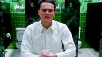 《飞行家》片段 莱昂纳多严重洁癖厕所疯狂洗手