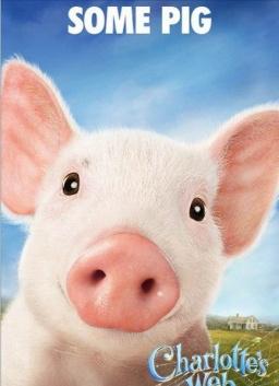 《夏洛特的网》:萌猪当道