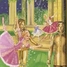 芭比之十二个跳舞的公主