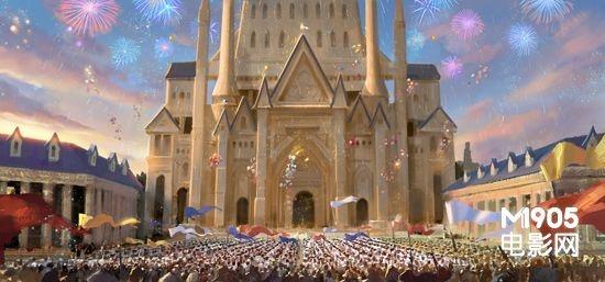 《龙之谷》春推会首秀 被誉好莱坞品质动画大片