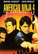 美国忍者4:歼灭