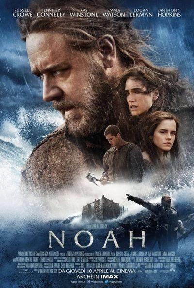 《诺亚方舟》遭穆斯林抵制 阿拉伯国家禁止上映