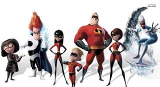 《超人总动员》将推3D版 皮克斯转制工作不轻松
